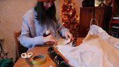 【jen】年圣诞节写作视频(2019年12月24日4时10分)