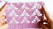 钩针编织蕾丝花片家具垫欣赏,好看实用,闲时钩一个送给家人也好