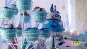 海洋世界主题/百日宴/米卡宝宝宴