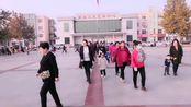 中国河北沧州市,有名的好地方,城市广场大妈身体好,我信了