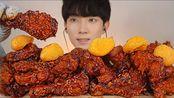 【jaeyeol】(副)韩国新烧烤麻辣甜鸡乳酪丸子木桶吃音秀(2019年9月23日16时45分)