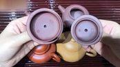庄庄紫砂:看紫砂壶的壶盖,能否作为分辨全手、半手的依据?