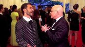 Marc Jacobs Wears a Festive Polka Dot Suit - Vogue - Met Gala
