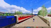 【模拟火车】第二期 陇海线K870次任务(张家湾——三门峡——张茅)