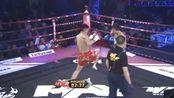 【昆仑决】魏锐早期比赛,不敌泰拳王勒德斯拉被三回合击败