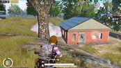 和平精英吃鸡视频:G港刚枪一路干,枪火不停团队合作夺第一!