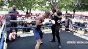 拳台上的野兽小克里斯·尤班克父子,叫板戈洛夫金