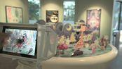 多媒体展厅博物馆展览馆数字艺术数字媒体 Unity AR互动 AR望远镜 科普教育
