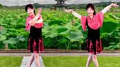 吕芳广场舞《最远的你是我最近的爱》柔美抒情