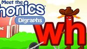 Meet the Phonics | Digraphs -wh