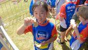呆叔VLOG 如何鼓励孩子们重在参与的精神 新西兰的儿童迷你三项赛