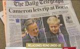 Los líderes empresariales apoyan la permanencia de Reino Unido en la UE