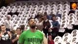 NBA揭幕战凯尔特人vs骑, 欧文以客队身份早早现身,期待着