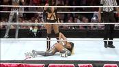 RAW:布里·贝拉vs莱拉,艾丽西娅.福克斯和阿克萨纳!