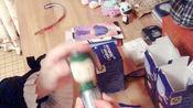 拆盲盒万圣节拉布布以及熊猫妹妹
