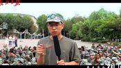 武昌首义学院四千新生手写生日卡为祖国庆生