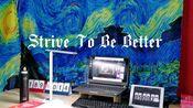 周末挑战1小时整理+记忆1000词汇,练习圆体字书写,微观经济学 Study With Me Strive To Be Better 思源 Vlog # 006