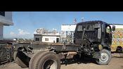 [搬] Pakistani truck 底盘修复hino自卸车卡车巴基斯坦卡车