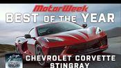 【中字首发】2020MotorWeek最佳驾驶者之车——克尔维特黄貂鱼【熊猫中字x熊猫桑的美利坚记者时间】