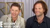 """Jensen Ackles & Jared Padalecki Talk """"Supernatural"""" Success"""
