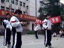 湖北大冶黄狮海学校敬老院献爱心文艺表演(3)