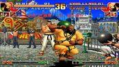 拳皇97: 陈国汉把对手压制到崩溃, 这是我见过最强的大猪