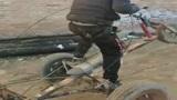 小伙中学学历,研究出来的自驾车,已经申请了国家专利!