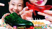 【J】果冻串,书呆子绳果冻,高跟果冻**,,/j.。/(2019年10月4日18时7分)