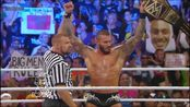 【名场面】Daniel Bryan艰难战胜John Cena获得WWE冠军却惨被HHH算计Randy Orton成功兑包