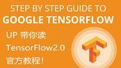 [up带你读]Tensorflow2.0官方教程 3.7TF.Text