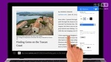 Windows 8.1 Getting started with Internet Explorer