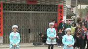 黔南州都匀市摆忙双新村春节运动会广场舞比赛