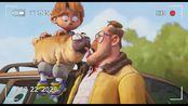 索尼新动画《智能大反攻》首支预告,狗狗好可爱哦