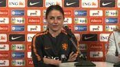 2021年女足欧洲杯 预选赛 荷兰女足V俄罗斯女足 8OCT 2019