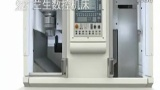 德国VL2P双主轴工件输送立式车削中心视频