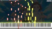 "【特殊钢琴/Anime Pro】""Otome-domo yo."" -CHiCO【騷動時節的少女們啊】"