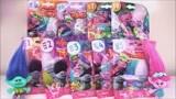 惊喜玩具拆箱:魔发精灵惊喜袋粉色魔发精灵和白发魔发精灵