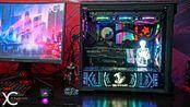 【装机】一体水冷电脑安装全过程.515E机箱.i9 9900K RTX2080TI