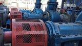 350UHB-Z衬塑脱硫泵在唐山某钢铁厂