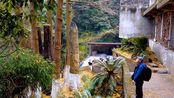 打工仔到成都山里看银杏美景,现在都冬天了,还有看到什么美景呢?
