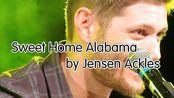 【转自油管】Jensen Ackles singing Sweet Home Alabama for Jared&JIBCon