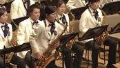 近畿大学附属高等学校吹奏楽部[私のお気に入り~アンコール:宝島]
