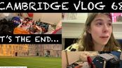 CAMBRIDGE VLOG 68 goodbye Cambridge (I left uni for the last time and cried a lo