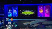 UCL 18/19 R16 2nd leg - Paris Saint-Germain v Manchester United - 06/03/2019