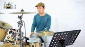 架子鼓教学与教程-常规加花练习(一)