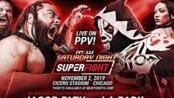 MLW Saturday.Night.SuperFight 2019.11.02 Jacob Fatu vs. LA Park