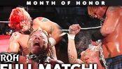【ROH】Death Before Dishonor 2003.07.20 狗项圈赛:CM朋克 vs 雷文(CM Punk vs Raven)