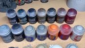 Warhipster Paints_ How To Paint Dark Angels Master Lazarus Contrast Turorial - Y