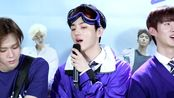 [PENTAGON] [KINO/姜炯求] 180516 SHINE (Acoustic ver.) Fancam / dalkomm coffee