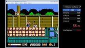 【搬运】NES三眼神童-世界记录16分49秒速通-20180817